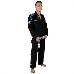 Manto EVO 2.0 Black BJJ Gi